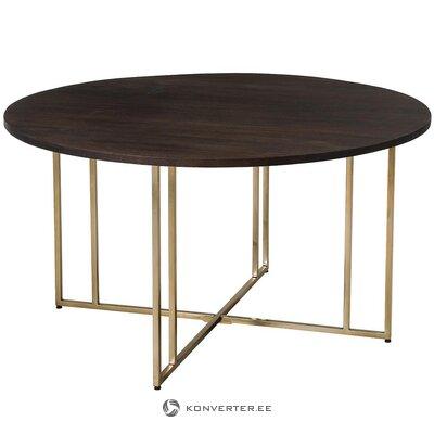 Mango round dining table (luca)