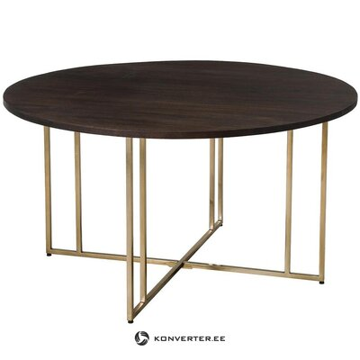 Mango round table (luca) (whole, in box)