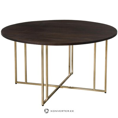 Mango round table (luca) (whole, hall sample)