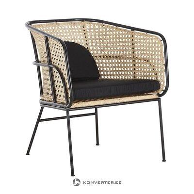 Rattan krēsls (jūras)