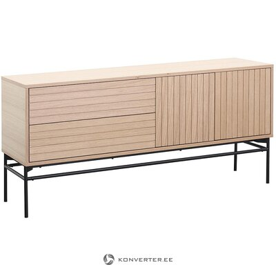 Light brown chests of drawers (johan) (whole ,, in a box)