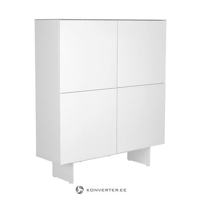 White cabinet (fiona) (hall sample, whole)