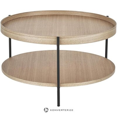 Round coffee table (renee) (with defect ,, hall sample)