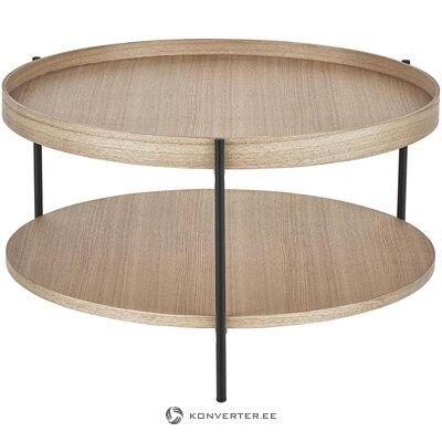Apaļš kafijas galdiņš (renee)