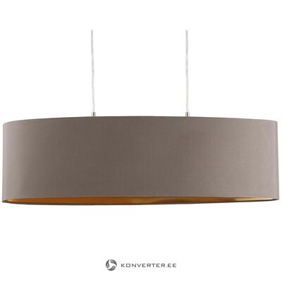 Oval pendant light (miraluz) (whole, in box)