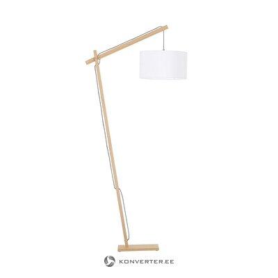 Дизайнерская настольная лампа (Вуди)