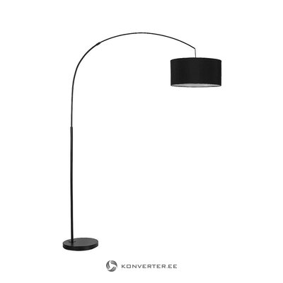 Black floor lamp (niels)