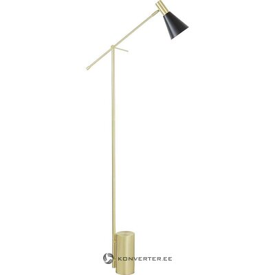 Black-gold floor lamp (pig) (whole, in box)