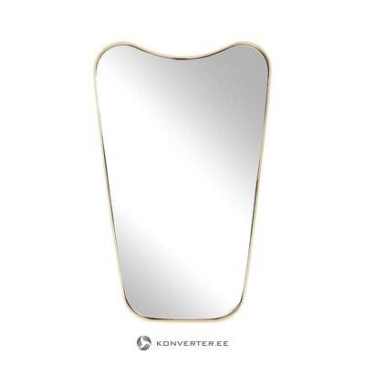Auksinis sieninis veidrodis (auksinis)
