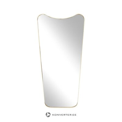 Design wall mirror (goldie)