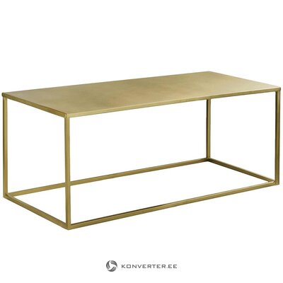 Metal coffee table (stina) (with defects., Hall sample)