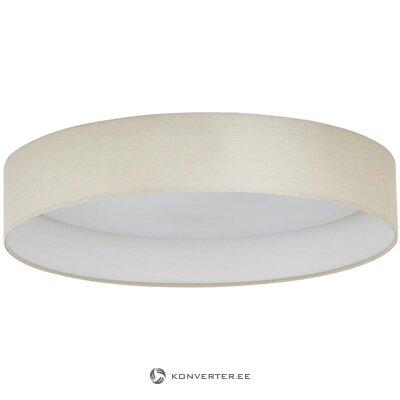 Beige led ceiling light (helen) (in box, intact)