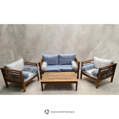 Garden furniture set () (with beauty defects., Hall sample)