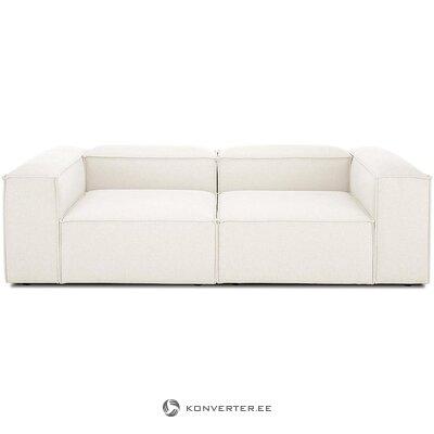 Smėlio spalvos sofa (skrydis)