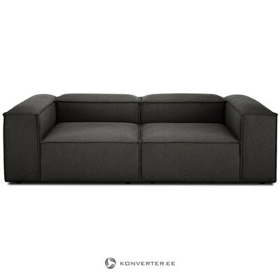 2-paikkainen design-sohva