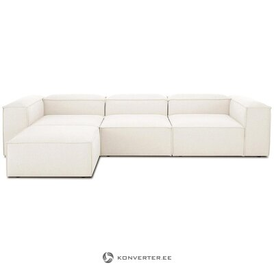 Beige corner sofa (in flight)