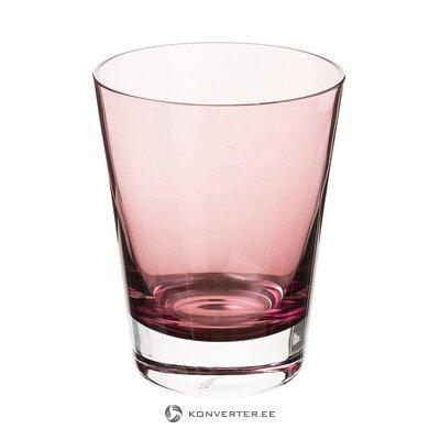 Purpurinis vandens stiklas (villeroy & boch) (visas, dėžutėje)
