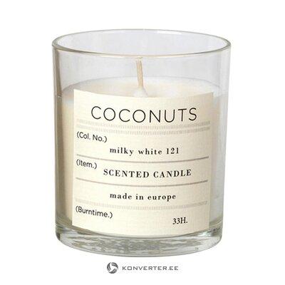 Свеча с ароматом кокоса (Копенгаген)