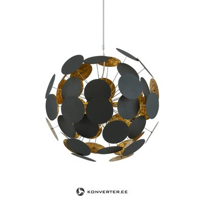 Large design pendant luminaire (rydens) (whole, in box)