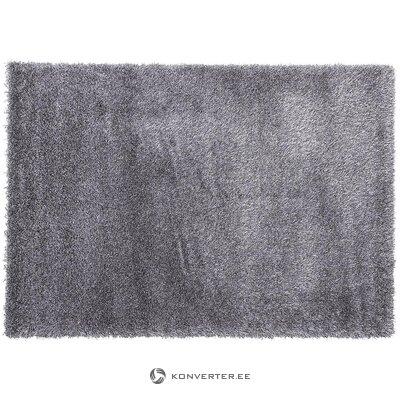 Harmaa pörröinen matto (esprit) (kokonainen, laatikossa)