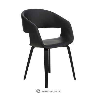 Musta tuoli (interstil dänemark) (kokonainen, salinäyte)