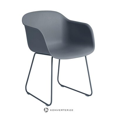 Gray chair (move) (healthy, sample)
