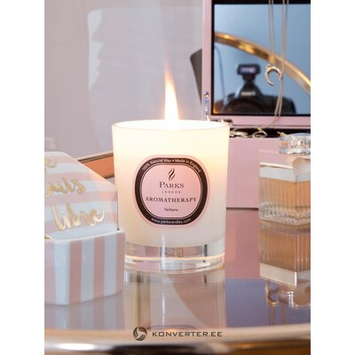 Scented candle (parks london) (whole, hall sample)
