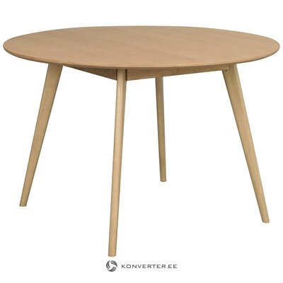 Round dining table (rowico) (whole, in a box)