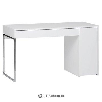 Белый стол (ее дом) (в коробке, целиком)