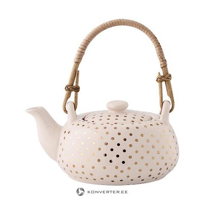 Teapot (bloomingville) (whole, in a box)