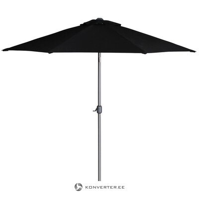 Black parasol (brafab) (whole, in a box)