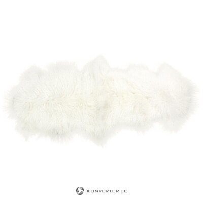 Long-haired sheepskin (ella) (healthy, sample)
