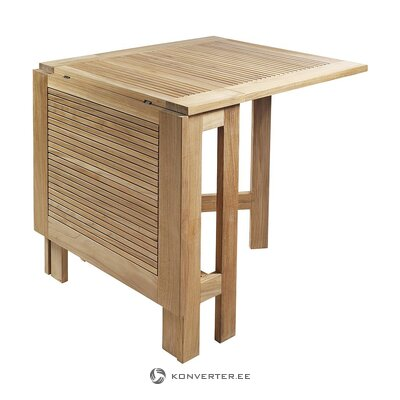 Extendable garden table (cinas) (whole, in box)