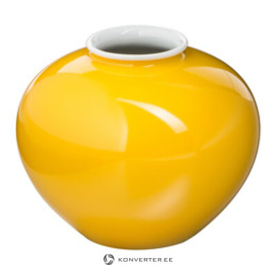 Keltainen maljakko (fürstenberg)