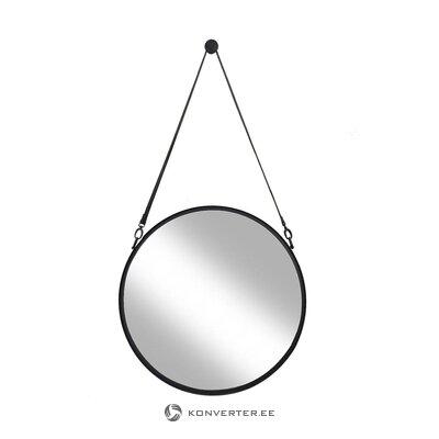 Зеркало настенное круглое (лиз) (целое, в коробке)