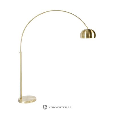 Design floor lamp (zuiver) (with flaw, hall sample)