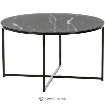 Журнальный столик под мрамор (actona) (целый, образец зала)