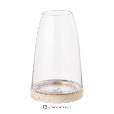 Stiklinis žibintas (boltze) (sveikas, dėžutėje)