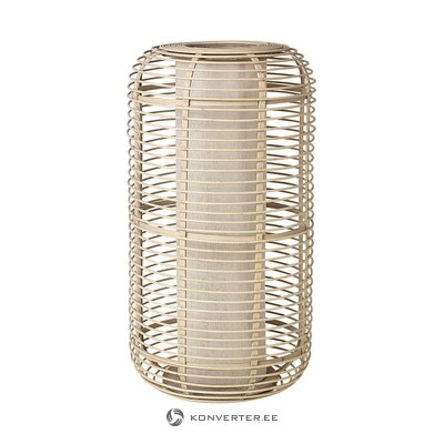 Candle lantern (broste copenhagen) (whole, in box)