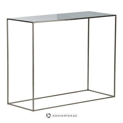 Metal console table (broste copenhagen) (hall sample with beauty defects)