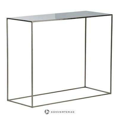 Стол металлический консольный (broste copenhagen) (целый, в коробке)