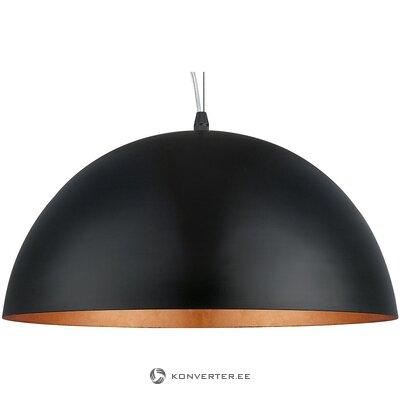 Musta riipusvalo (eglo) (laatikko, koko)
