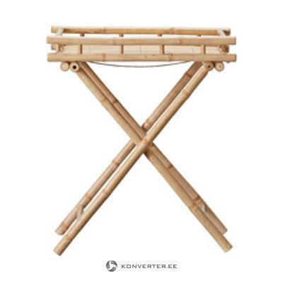 Pruun Bambusest Diivanilaud