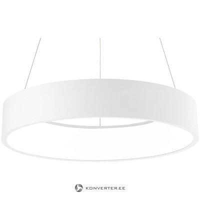 Valkoinen led-riippuvalaisin (nova luce) (ehjä hallinäyte)