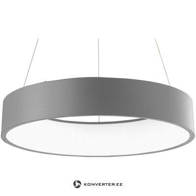 Gray led pendant light (nova luce) (whole, in box)