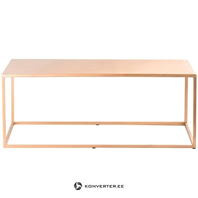 Orange coffee table (maggnus)