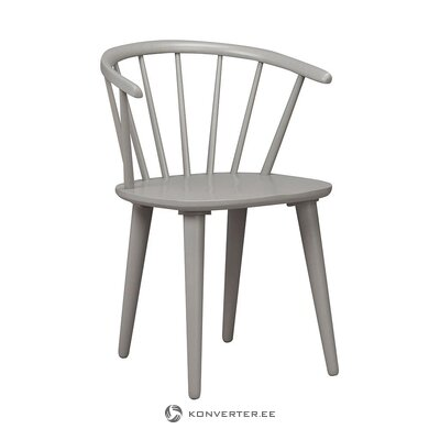 Light gray chair (rowico) (whole, hall sample)