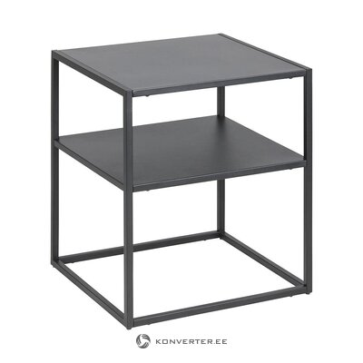 Small black shelf (actona) (whole, in a box)
