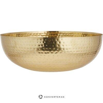 Золотая чаша (bloomingville) (в коробке, целиком)