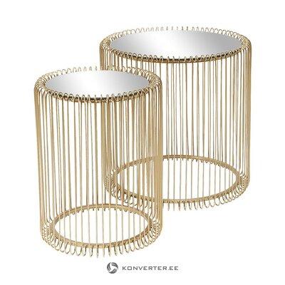 Dizaina dīvānu galda komplekts (aptuvens dizains) (viss, zāles paraugs)